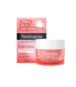 Bright Boost Anti Aging Gel Cream - کرم روشن کننده پوست و ضدچروک نیتروژنا